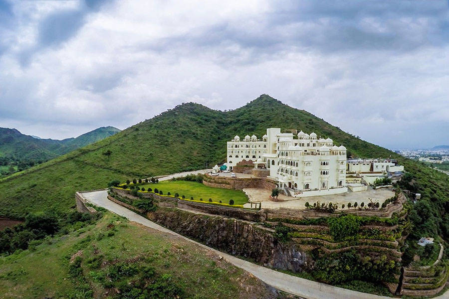 Bhairavgarh Udaipur Luxury Resort 1