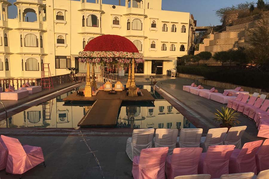 Destination Wedding Venue In Udaipur-1