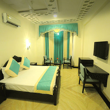 Rooms At Luxury Resort Bhairavgarh 3