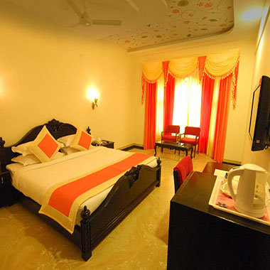 Rooms At Luxury Resort Bhairavgarh 2