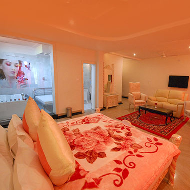 Rooms At Luxury Resort Bhairavgarh 1
